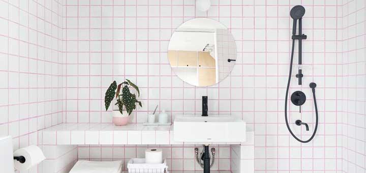 Revestimento para banheiro: capa