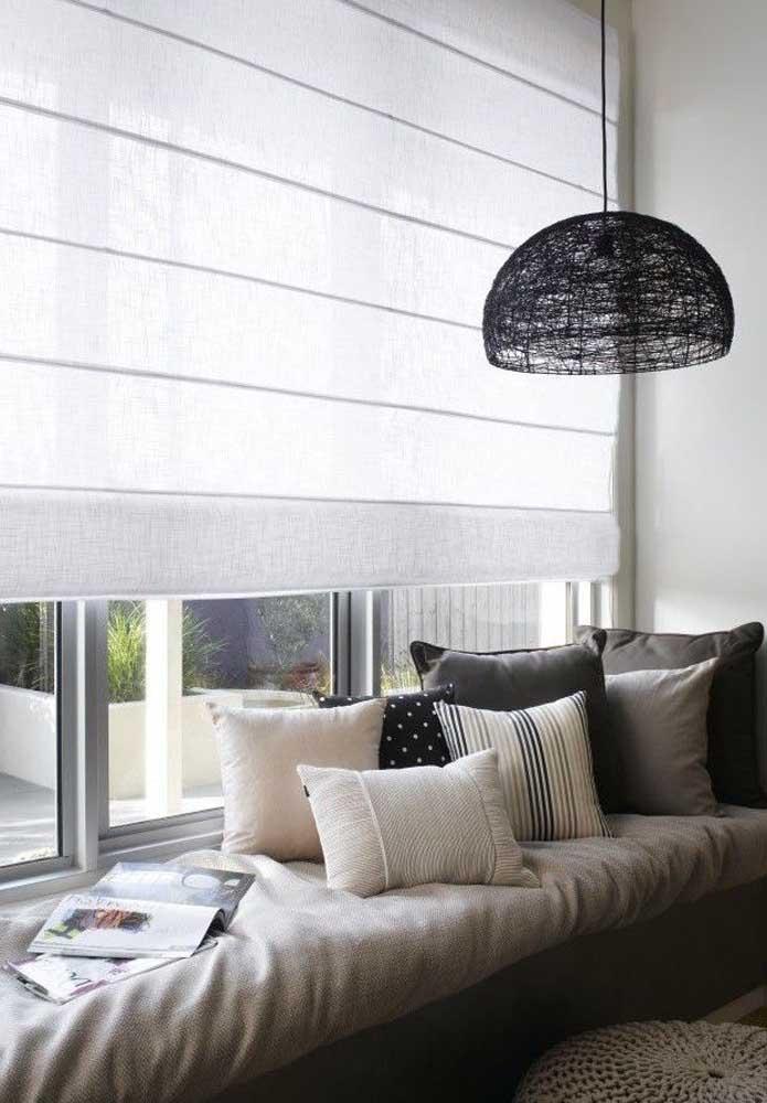 Luz agradável e aconchegante para dentro dos ambientes
