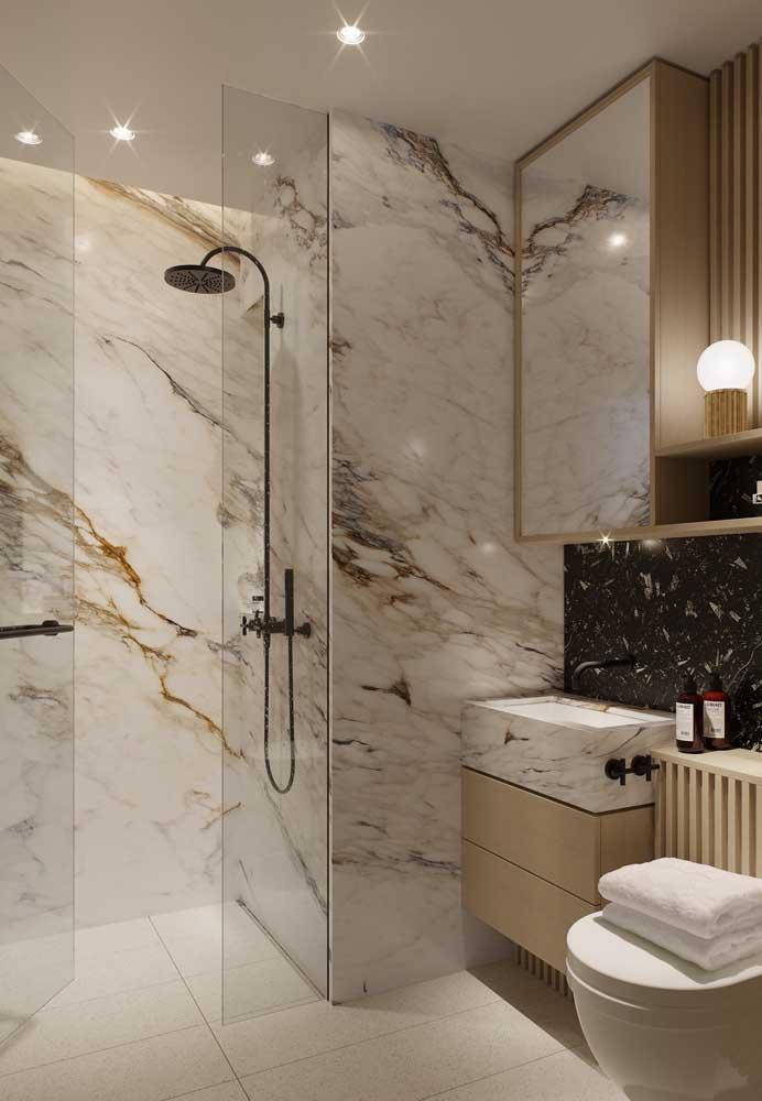 Banheiro calaccata oro