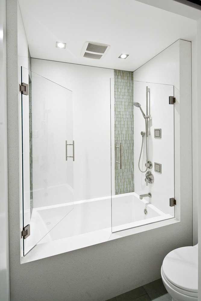 Clean e minimalista!