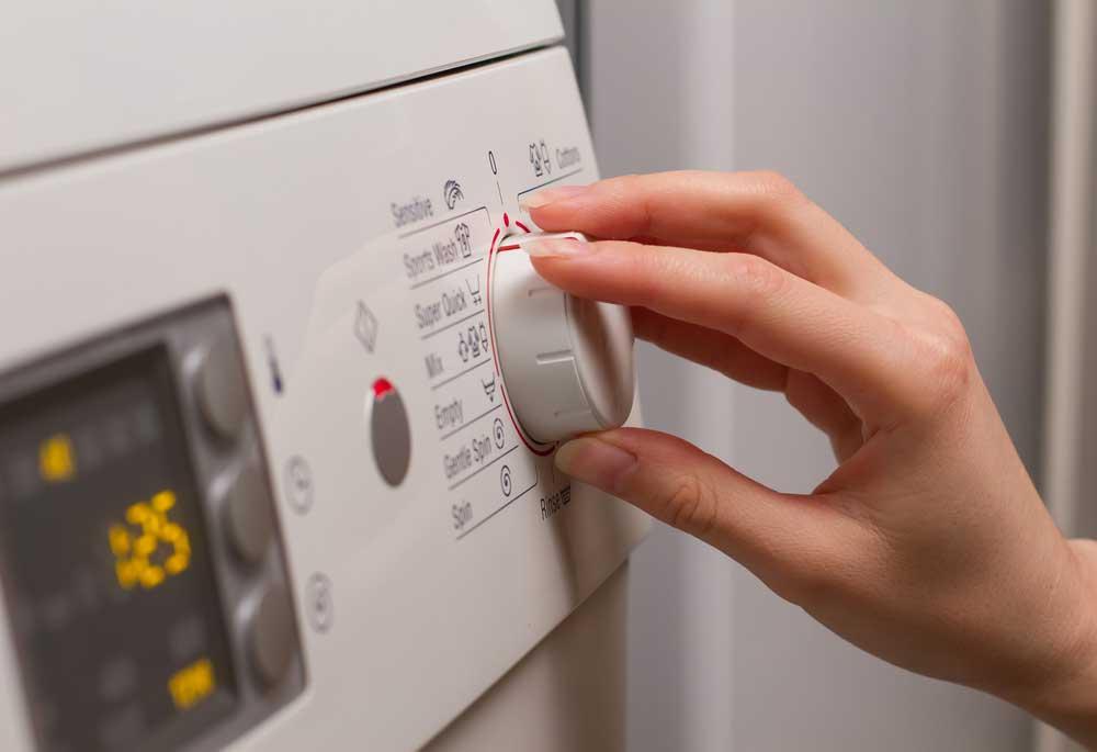 Como limpar máquina de lavar passo a passo