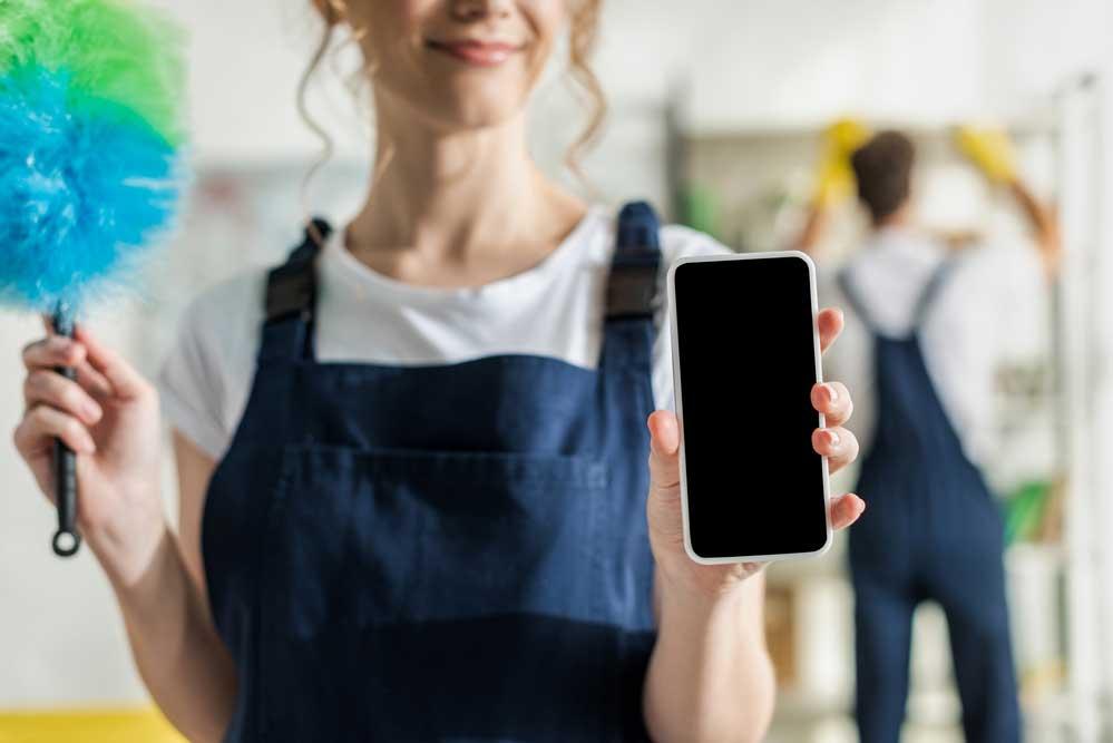 Como limpar tela de celular