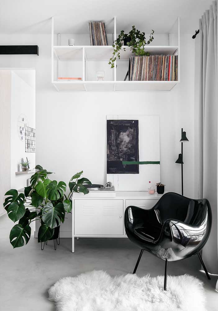 Moderna e minimalista