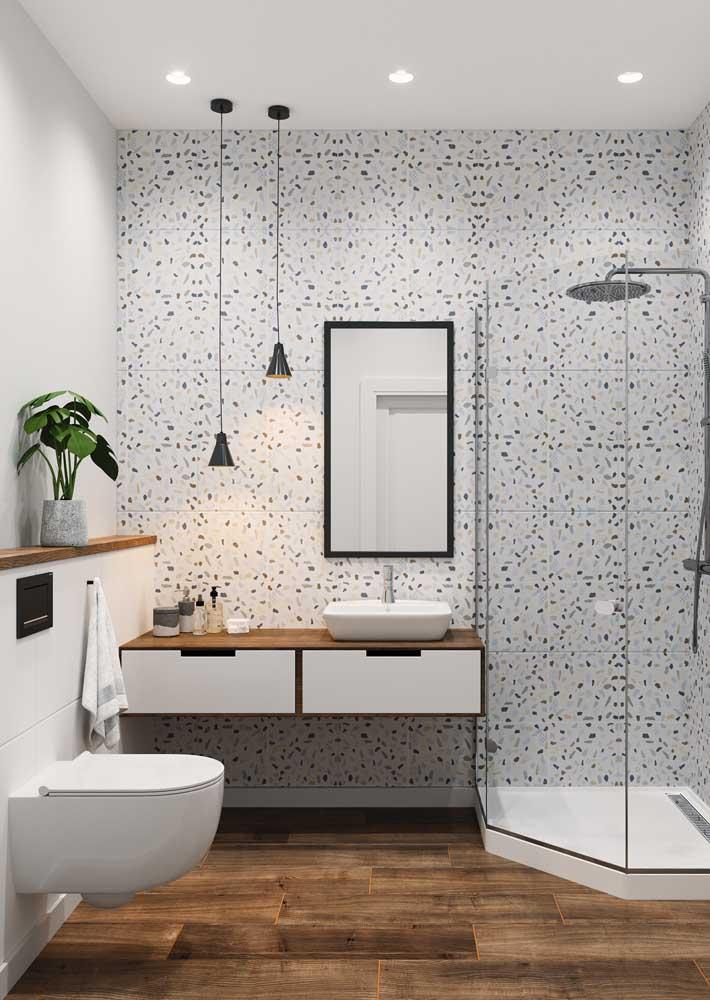 Mini armário de banheiro para guardar só aquilo que realmente importa