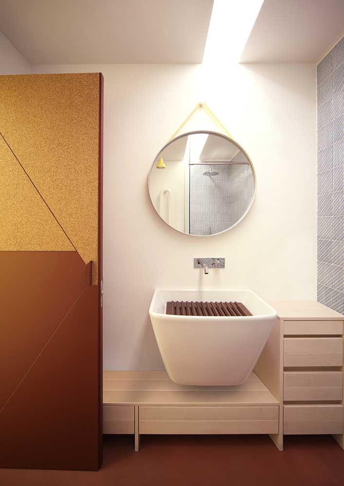 Um modelo de armário bem diferente dos convencionais para você se inspirar