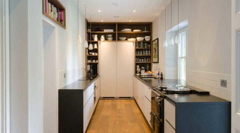 Nichos para cozinha: vantagens, dicas, como usar e fotos