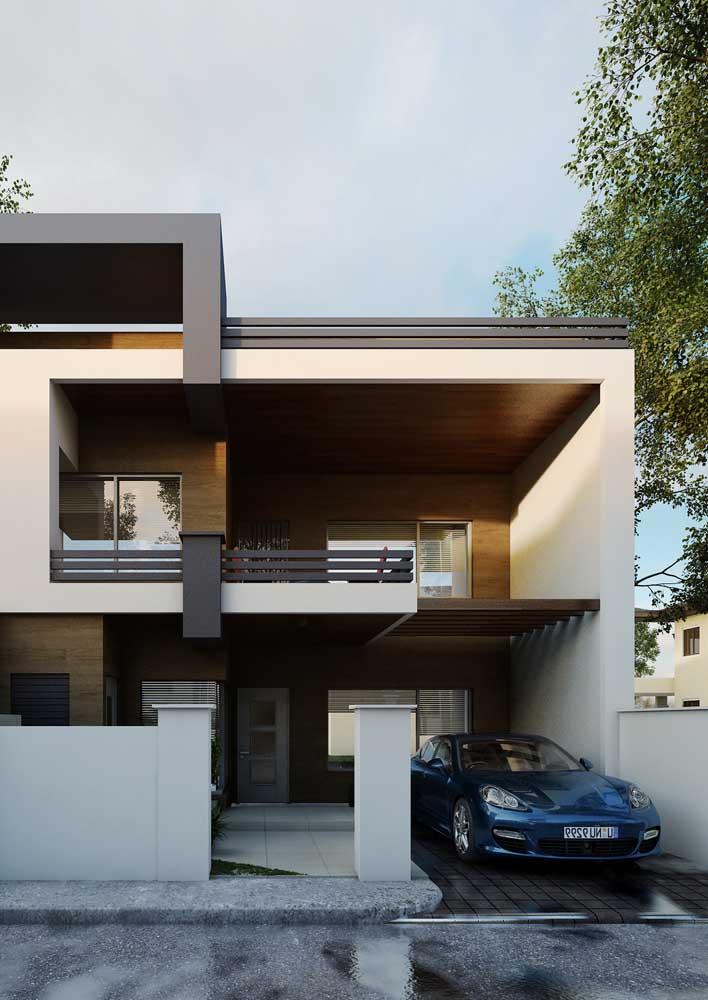 Na dúvida, o piso de concreto é sempre uma boa opção