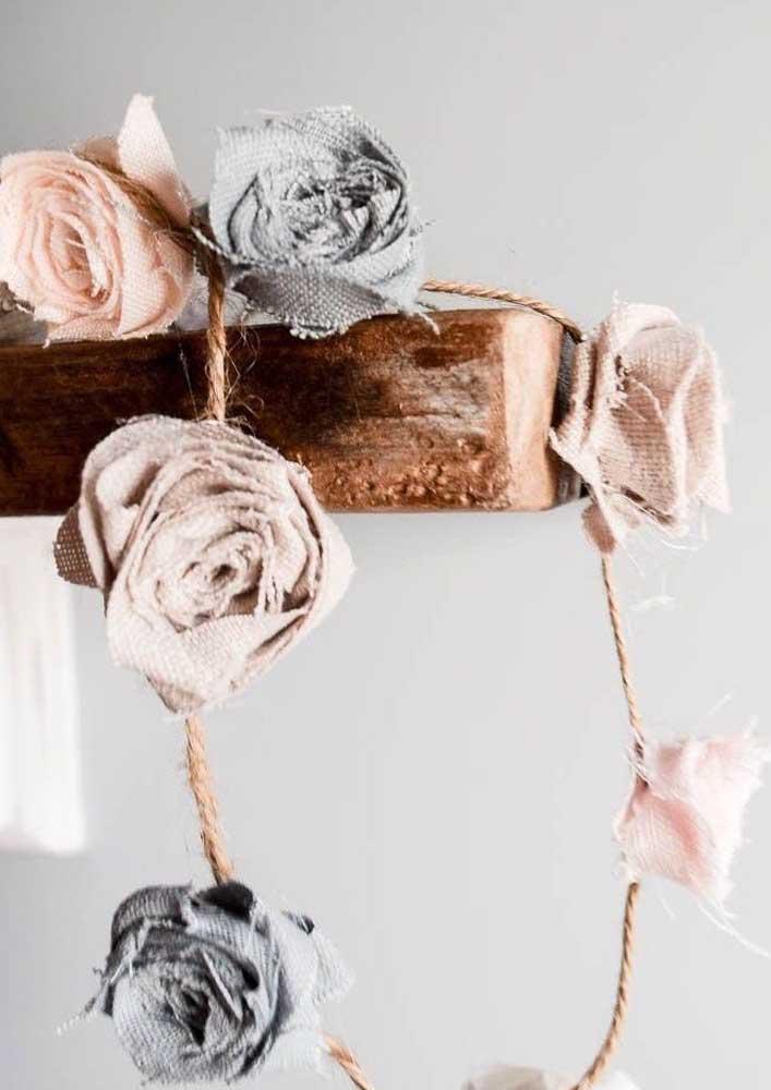 Caixas de tecido para organizar tudo