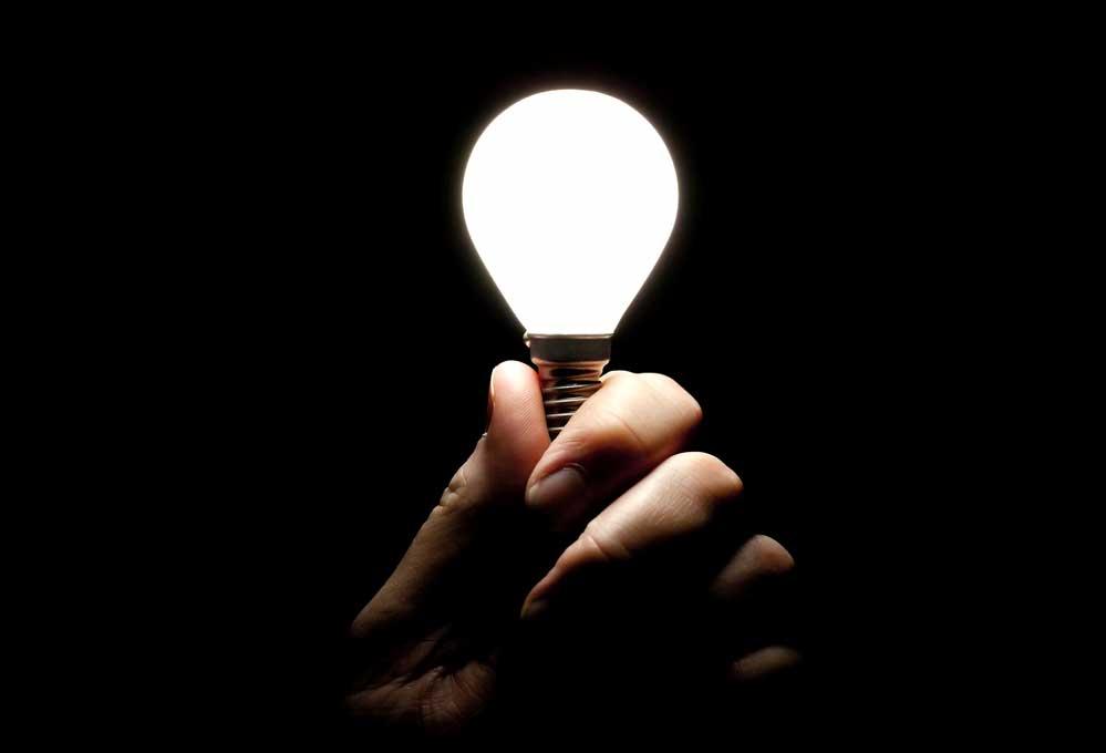 Quando saber se chegou a hora de trocar a lâmpada?