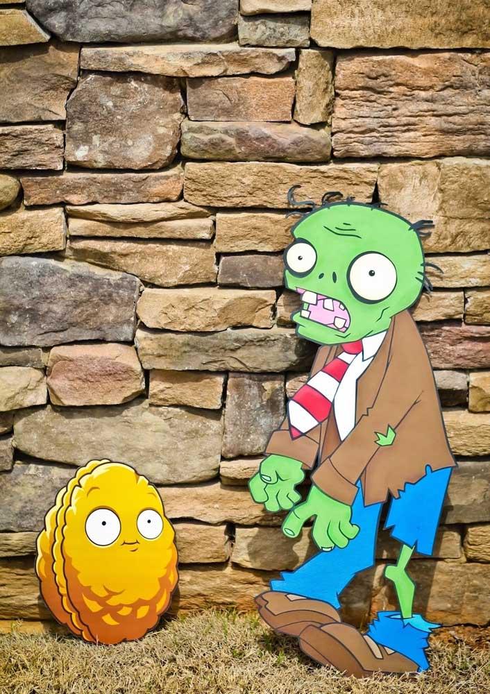 Até que os zombies tem seu charme!