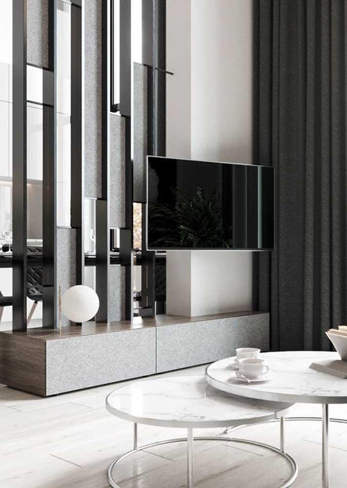 Painel para sala vazado: elegante, moderno e criativo