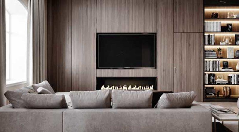 Painel para sala: vantagens, dicas, como escolher e fotos incríveis para decorar