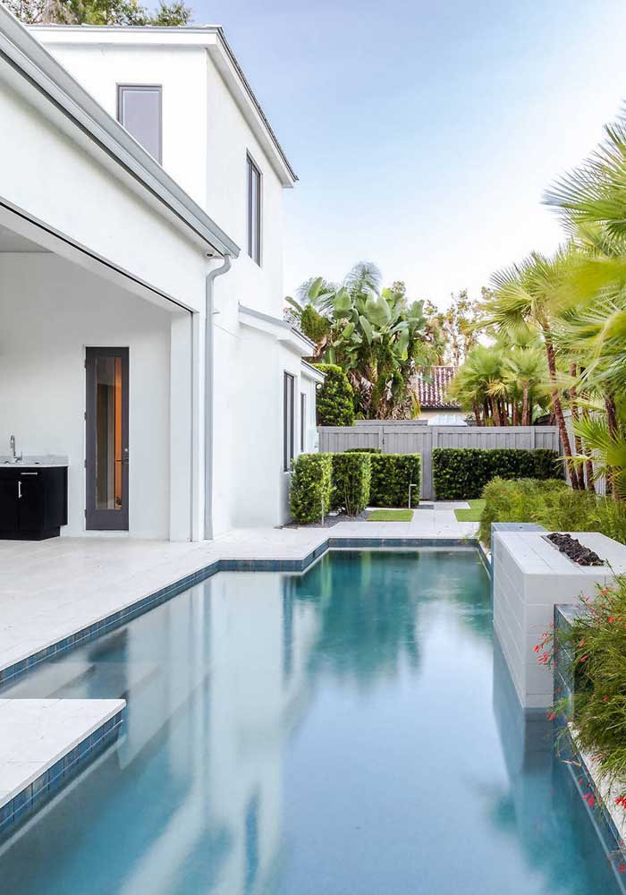 Piso cerâmico para piscina: ótimo custo beneficio