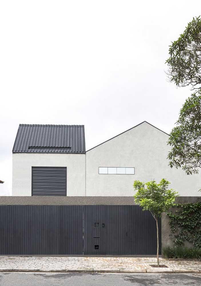 As telhas de fibrocimento oferecem um bom custo beneficio