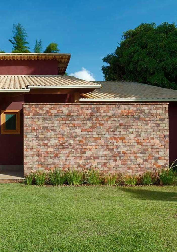 Ecológicas, as telhas de PVC são 100% recicláveis ao fim da vida útil