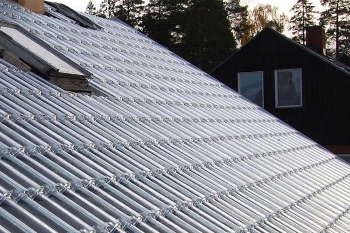 Tipos de telhas