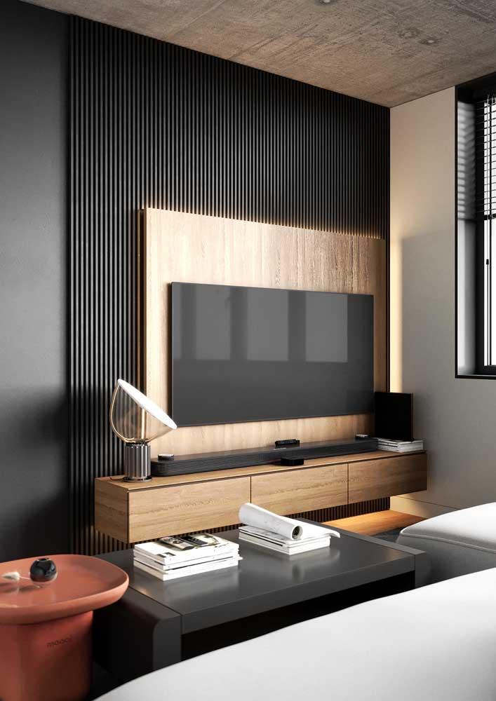 Móveis planejados e funcionais transformam a decoração da sala