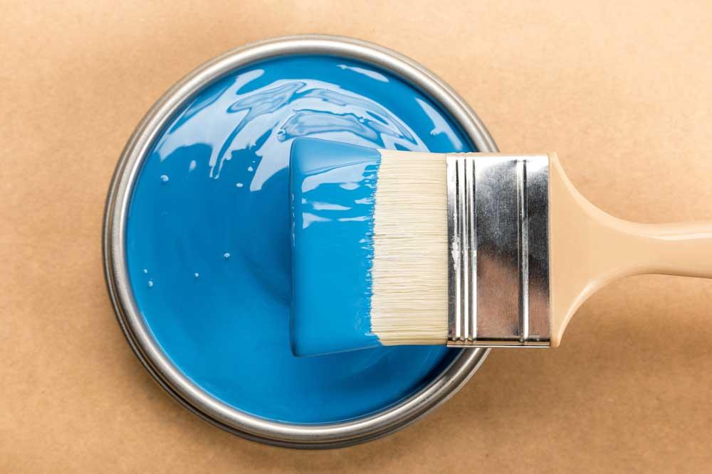 Conheça os tipos de tinta: Tinta Acrílica