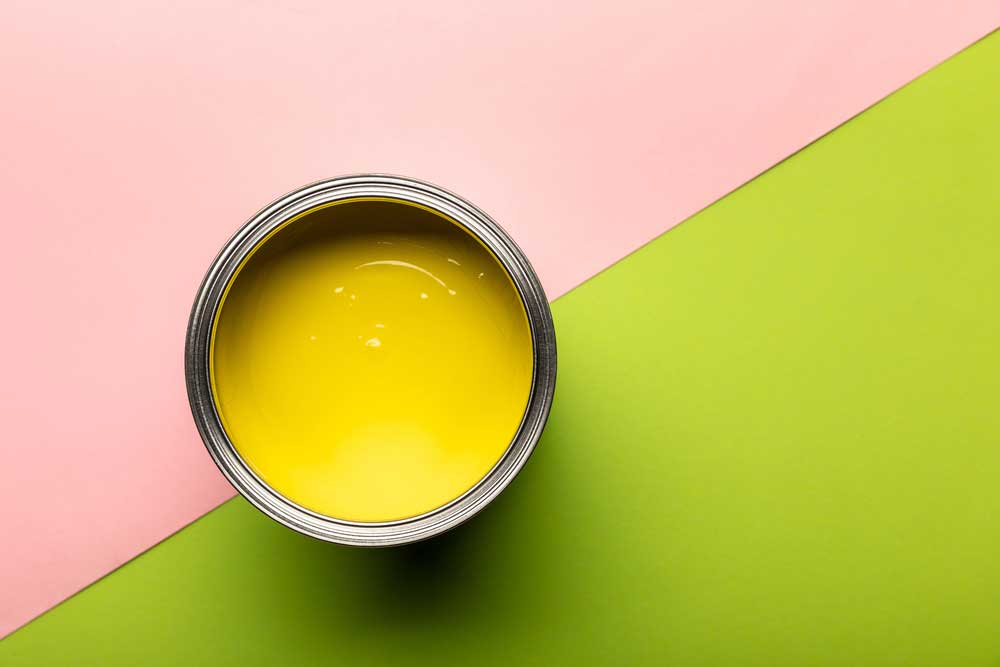 Conheça os tipos de tinta: Tinta Látex