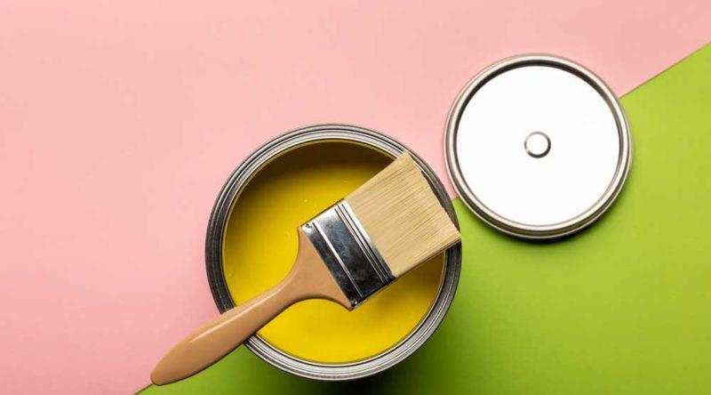 Tipos de tinta: conheça as principais e veja dicas para escolher a ideal
