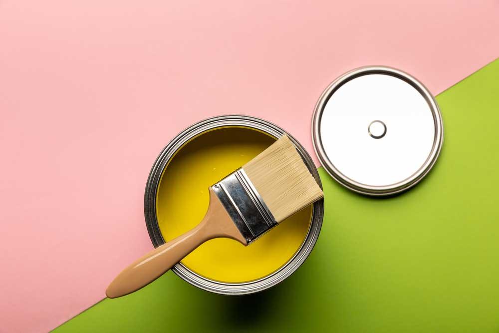 Conheça os tipos de tinta: Esmalte Sintético