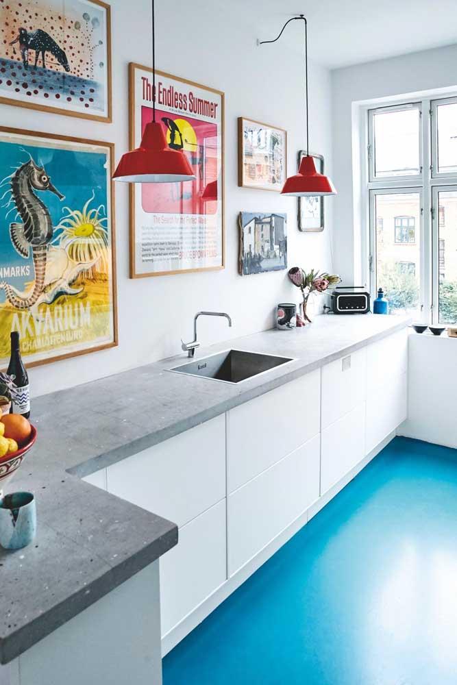 Quadros Tumblr para cozinha: cores, imagens e frases chamam a atenção por aqui