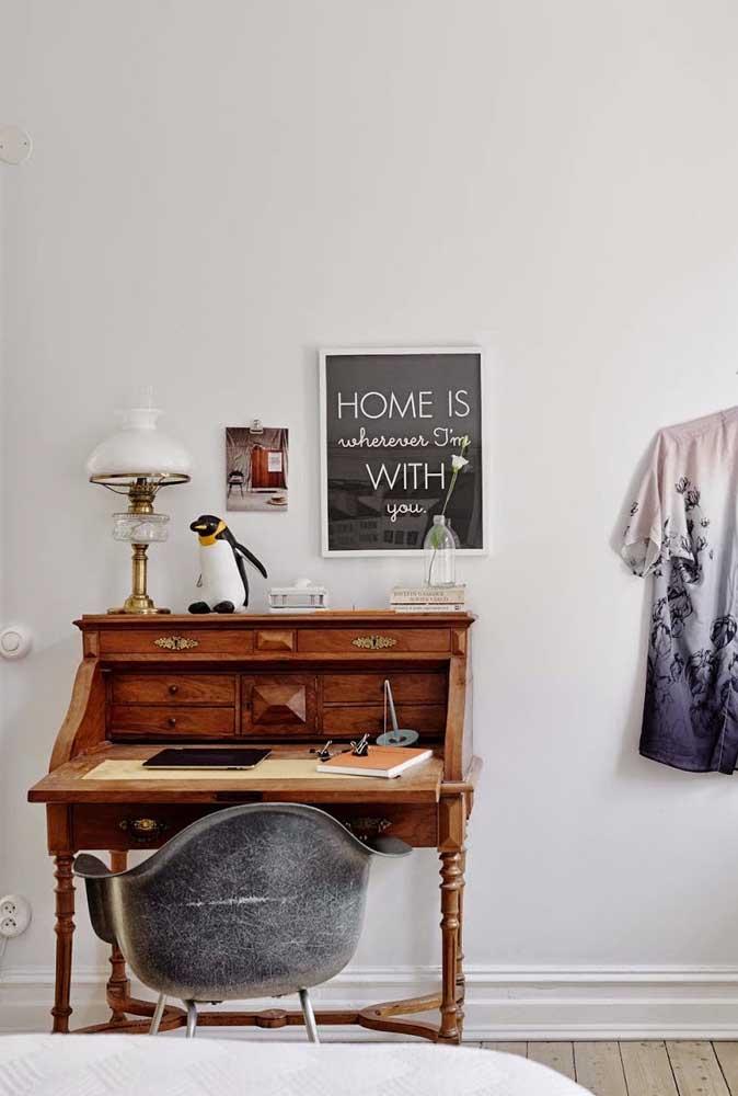 Espacinho reservado para o quadro Tumblr no home office também!