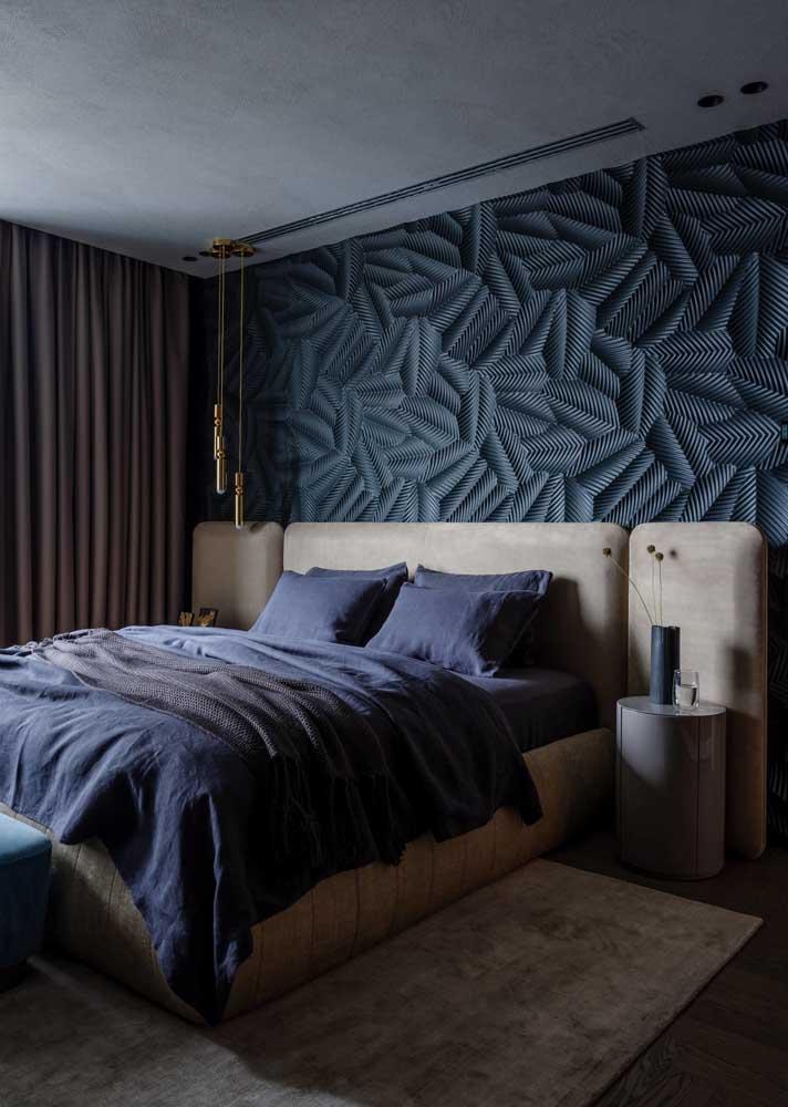 Cortina, tapete e roupas de cama fazem toda a diferença na composição final do quarto