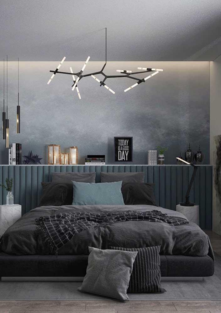 Troque a roupa de cama e você já ganha um quarto totalmente novo