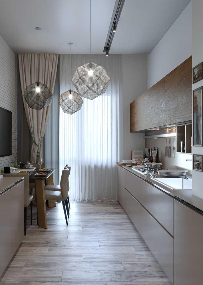 As luminárias são parte importante do projeto luminotécnico residencial