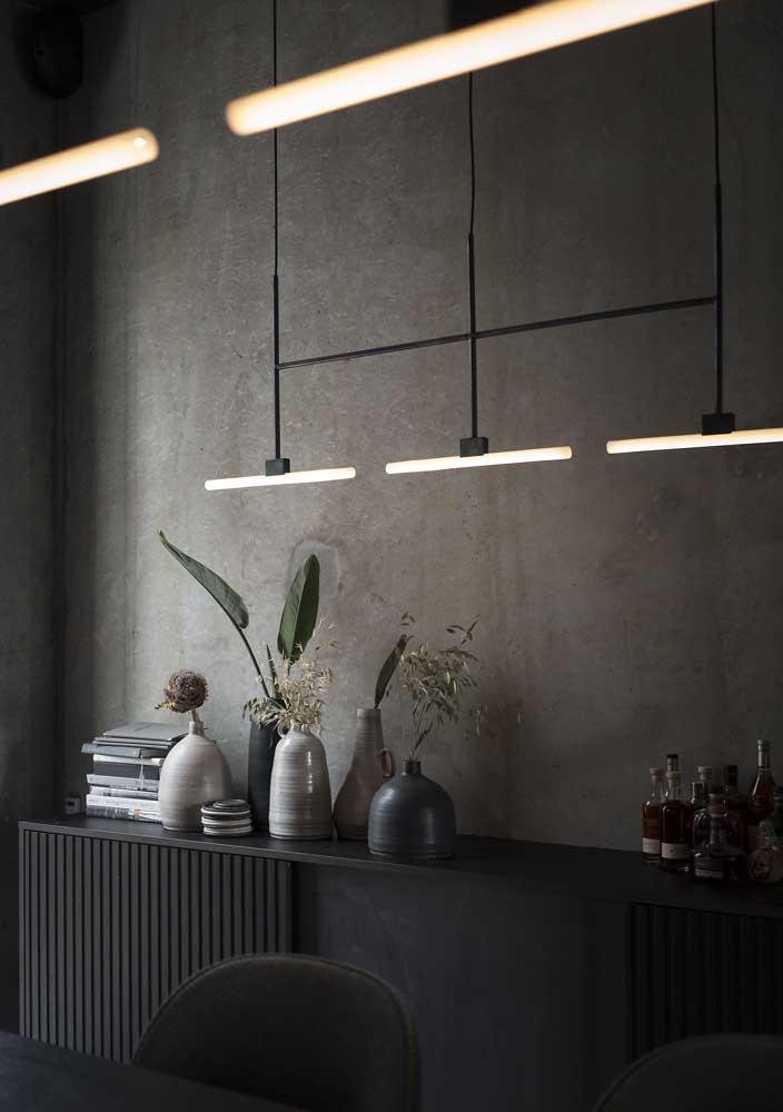 Projeto luminotécnico para valorizar a decoração