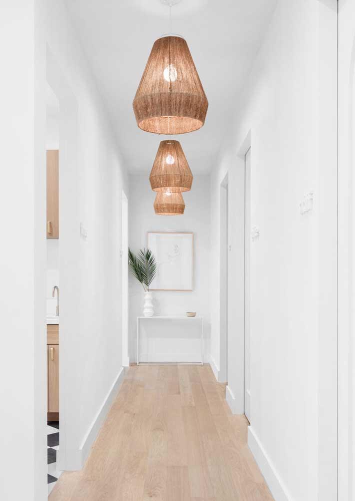 O projeto luminotécnico ajuda a trazer personalidade para a decoração