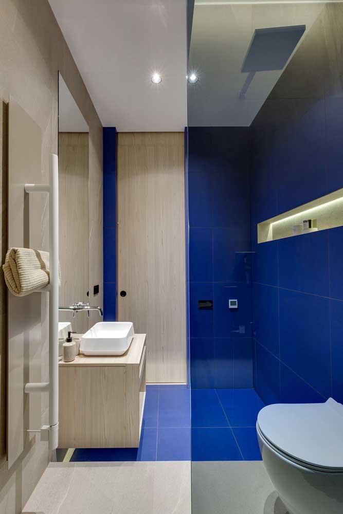 Banheiro novo, moderno e sem gastar muito