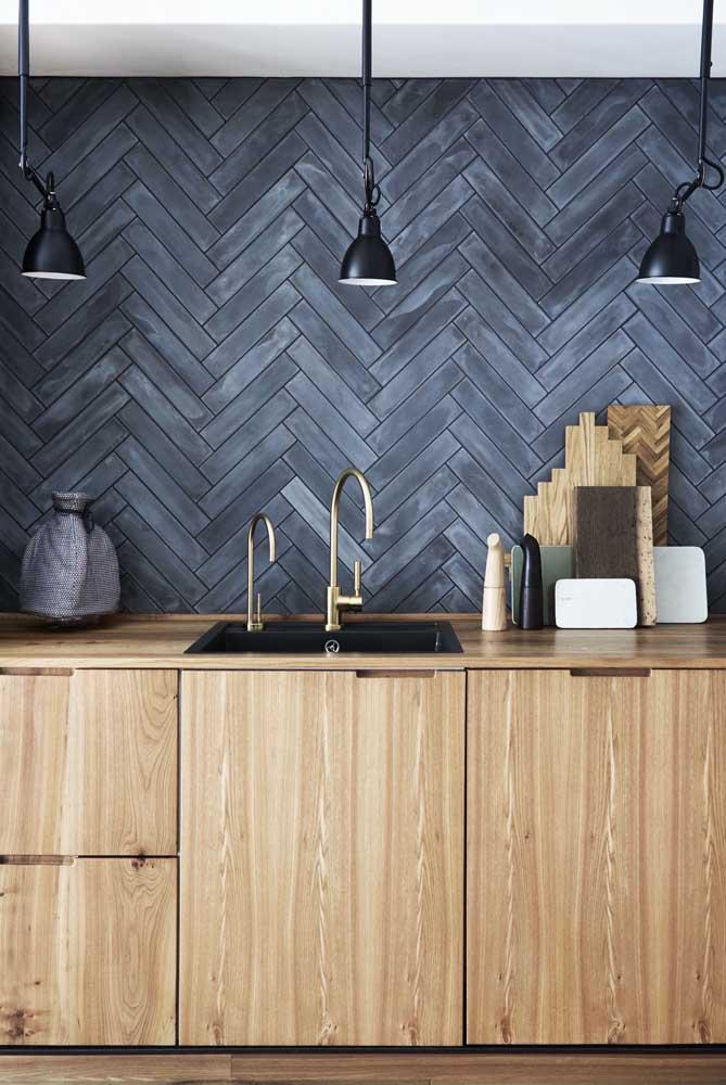 Pintura de azulejo da cozinha: uma forma mais prática de renovar ambientes