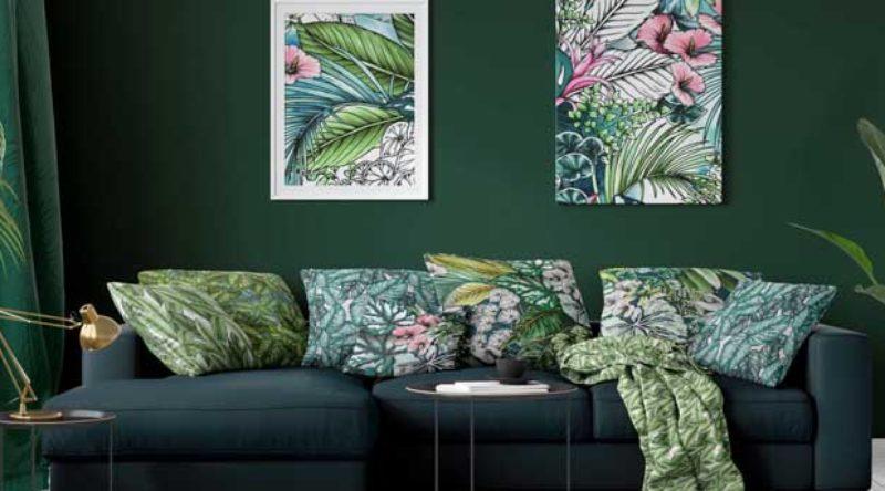 Sofá verde: descubra 40 ideias incríveis e dicas para escolher
