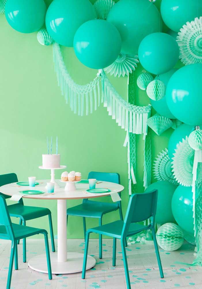 Dia de São Patrício é assim: tudo verde, tudo tranquilo!