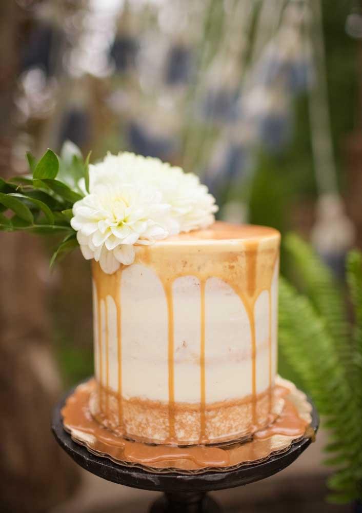 Até o bolo pode ser temático