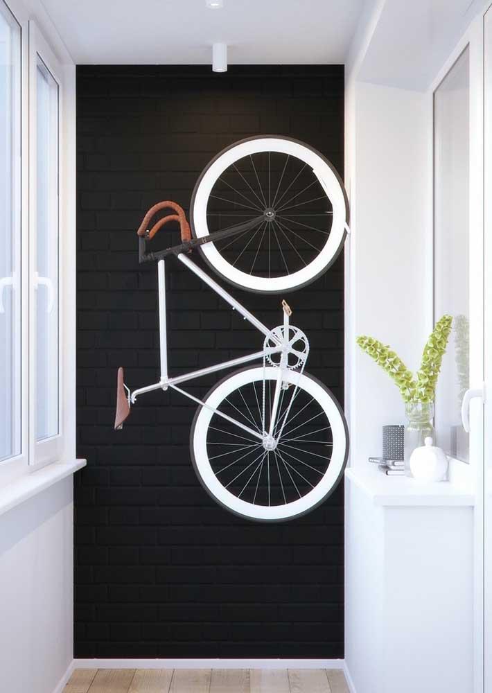 A sua bicicleta (e outros elementos do cotidiano) podem virar peças decorativas