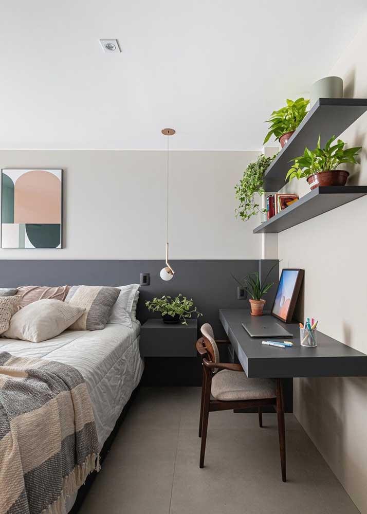 Móveis com o mesmo design e acabamento: uma das vantagens dos móveis planejados