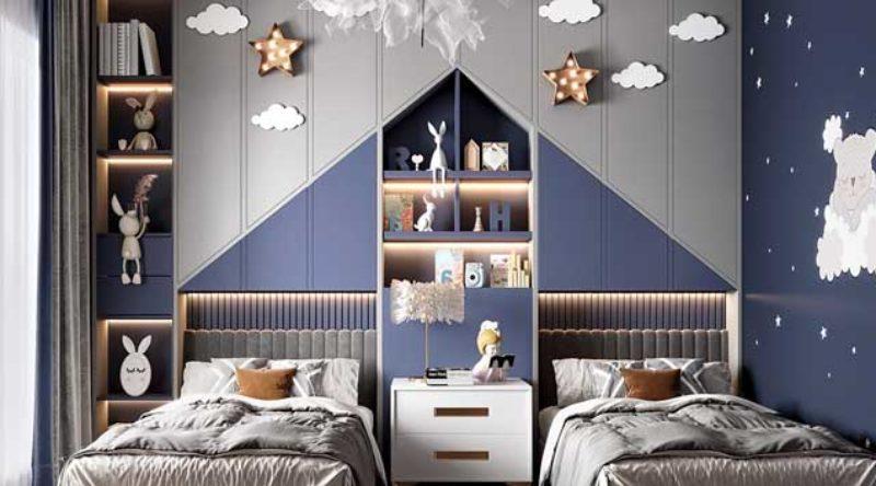 Móveis planejados para quarto: vantagens, como usar, dicas e fotos