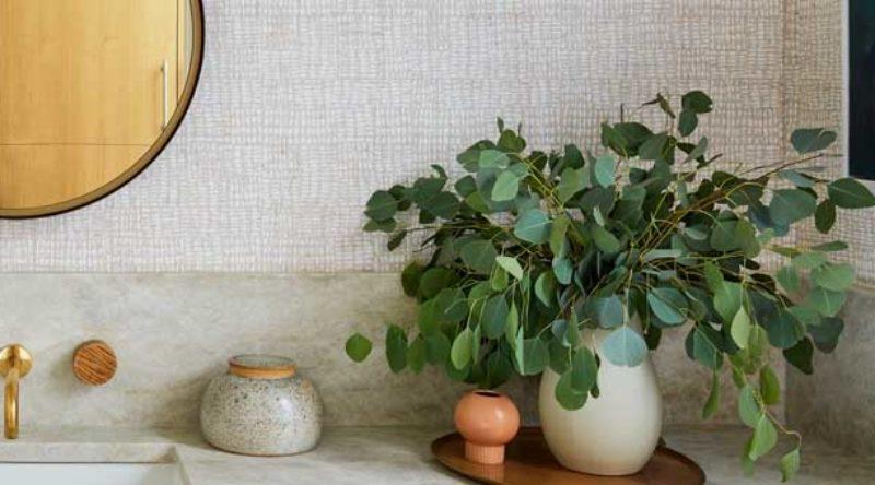 Papel de parede para lavabo: como escolher, dicas e fotos lindas